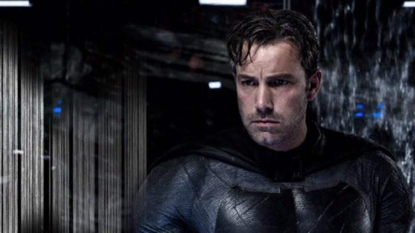 Ben Affleck è Batman