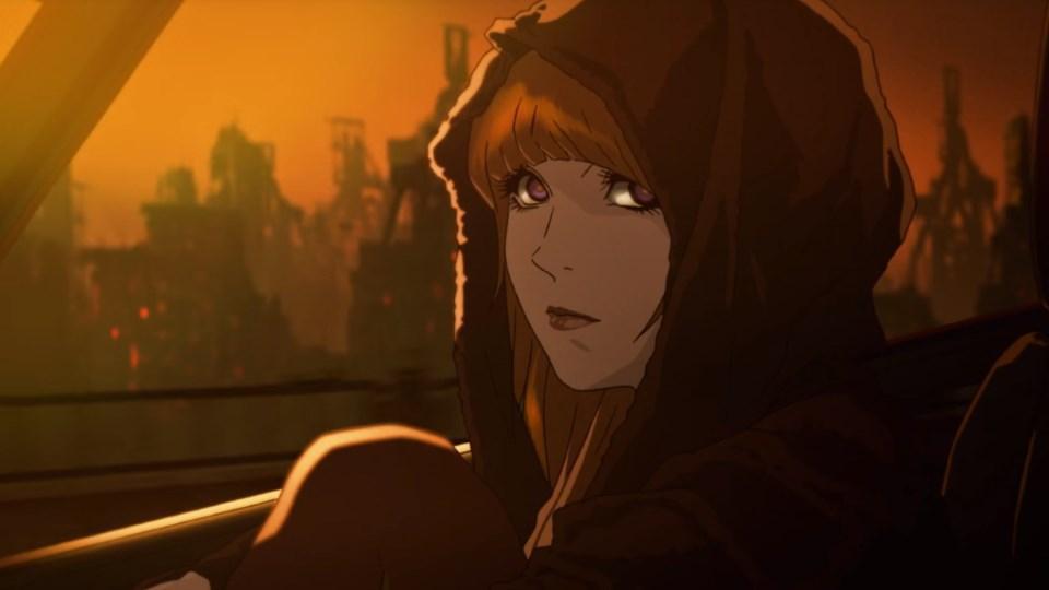 Il prequel di Blade Runner di 2049 di Shinichiro Watanabe