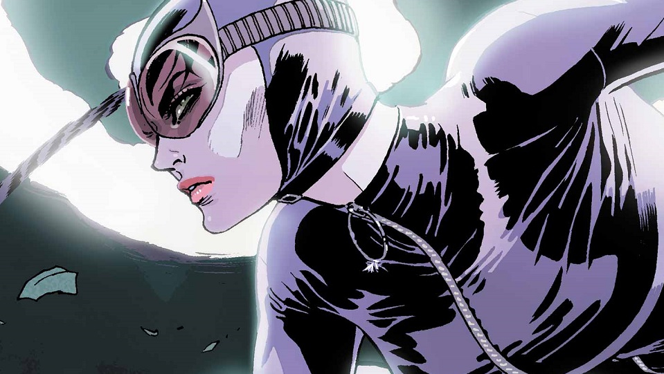 Catwoman in Gotham City Sirens