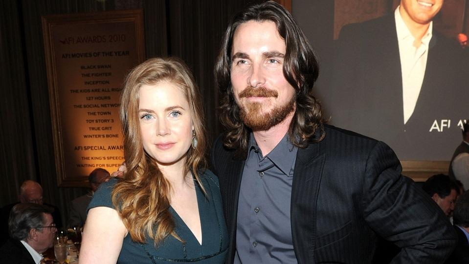 Christian Bale e Amy Adams