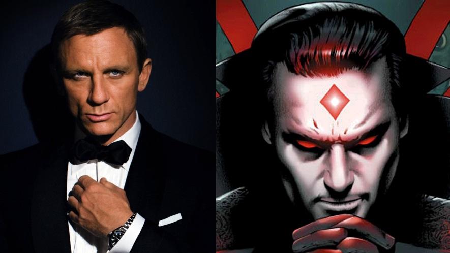 Daniel Craig / Gambit / Sinistro