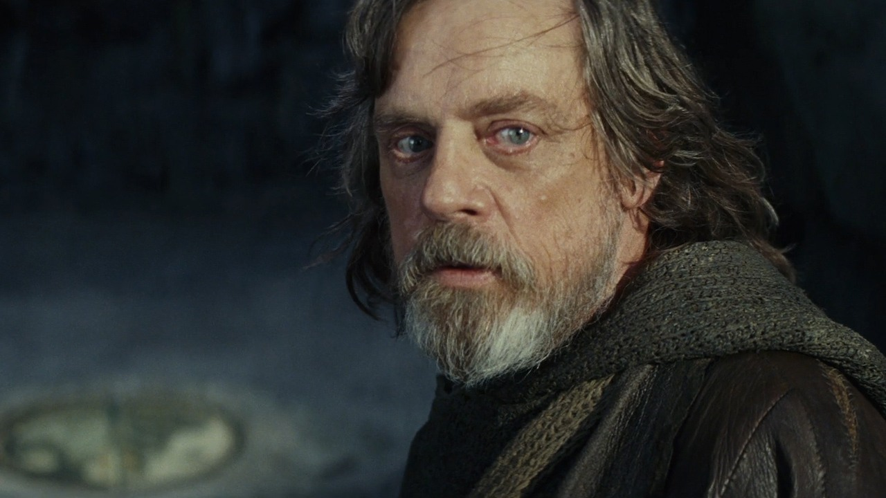 Luke Skywalker in Star Wars: Gli ultimi Jedi