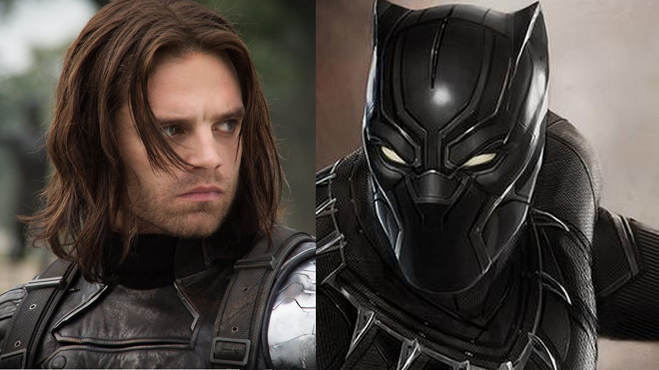 Il soldato d'inverno e Black Panther / Avengers: Infinity War