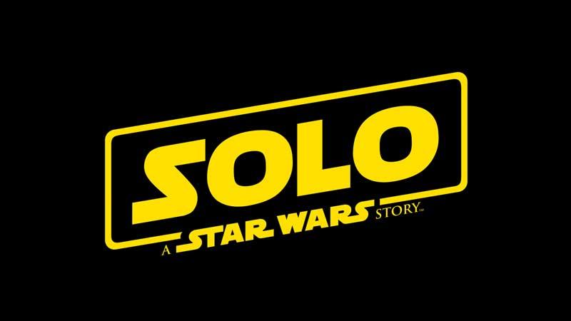 Il logo dello spin-off su Han Solo
