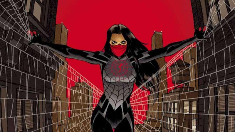 Silk in Avengers: Infinity War?