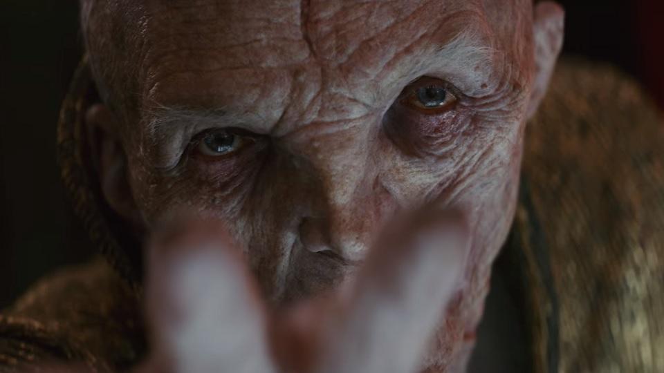 Star Wars: Gli ultimi Jedi / Leader Supremo Snoke