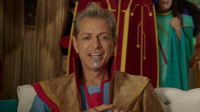 Jeff Goldblum poteva comparire in Captain America: The First Avenger