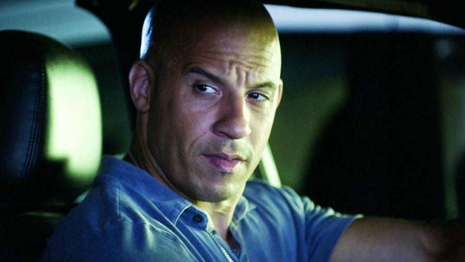 Vin Diesel Fast & Furious