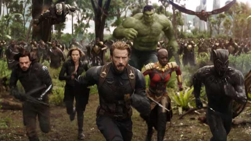 Il primo trailer di Avengers: Infinity War