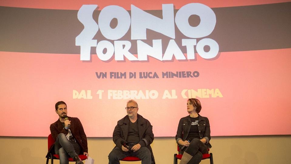 Sono Tornato - Photo by Federico Basile