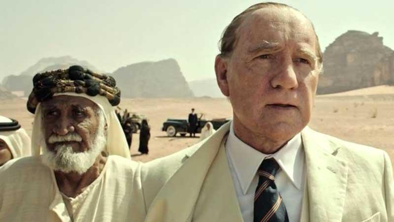 Kevin Spacey in tutti i soldi del mondo di Ridley Scott