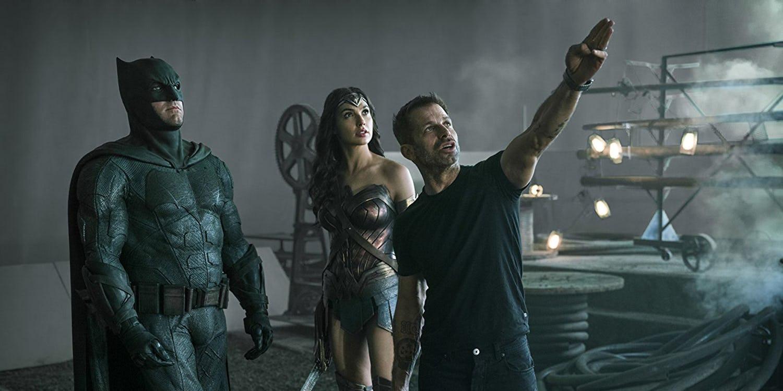 Justice League: un report rivela la durata della versione di Zack Snyder?