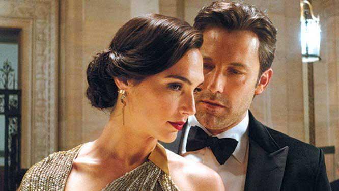 Justice League: i reshoot hanno aggiunto tensione sessuale tra Batman e Wonder Woman