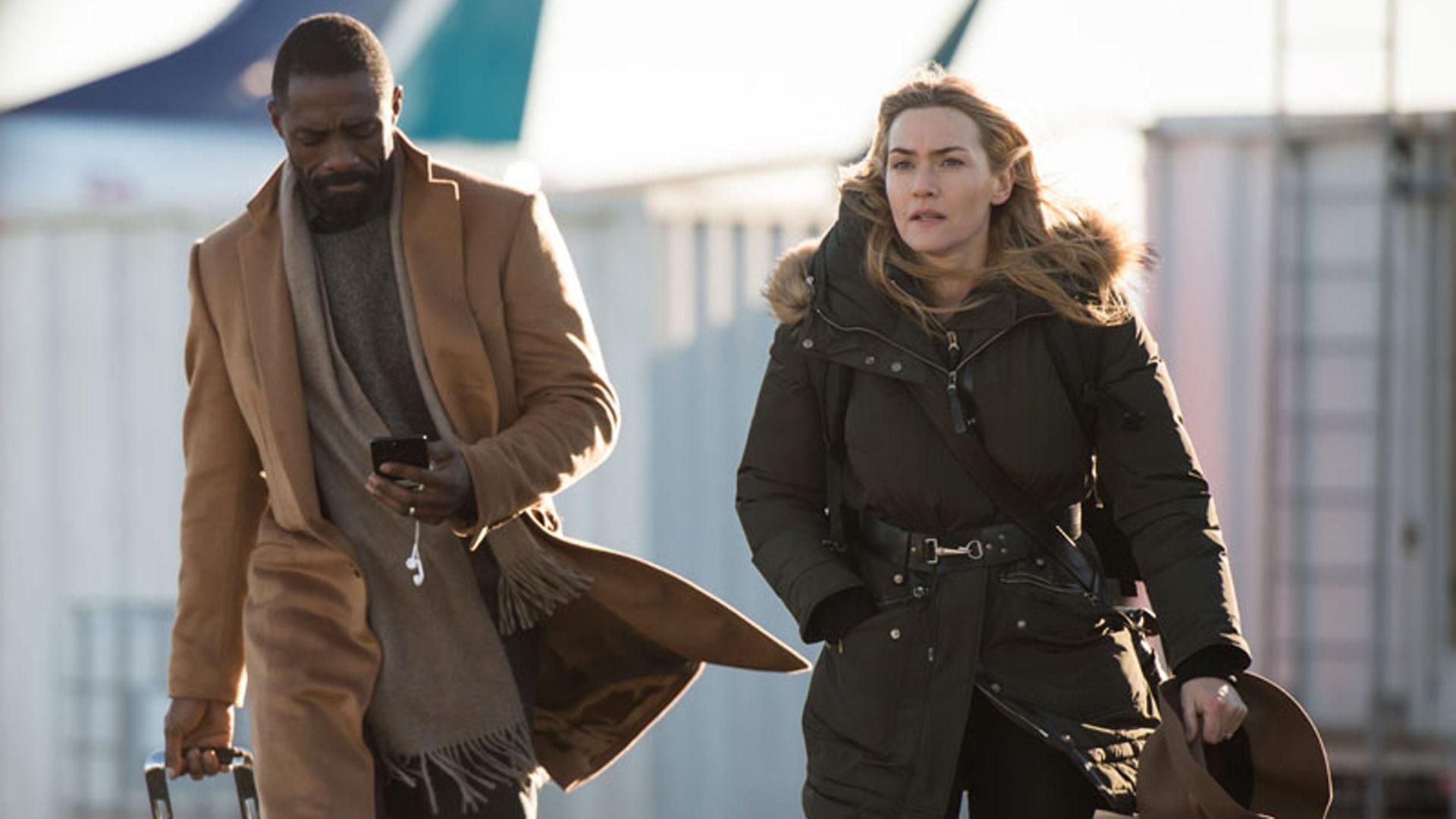 Idris Elba e Kate Winslet in Il domani tra di noi