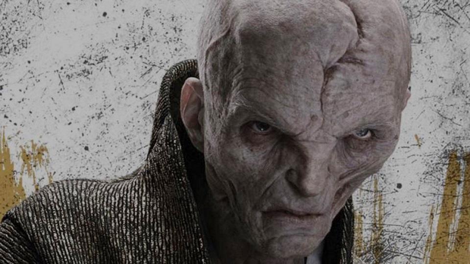 Leader Supremo Snoke / Star Wars: Gli ultimi Jedi