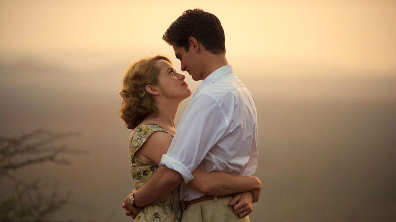 Ogni tuo respiro, Andrew Garfield e Claire Foy