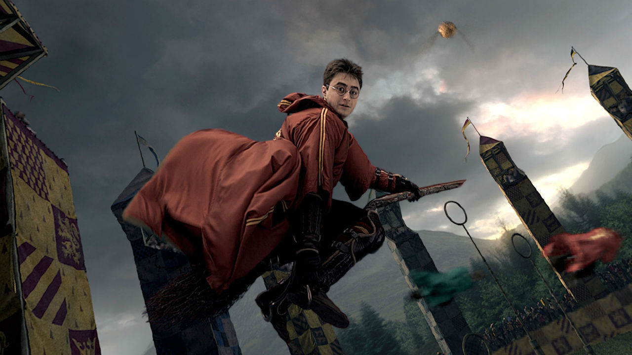 Harry Potter: la Coppa del Mondo di quidditch sbarca a Firenze