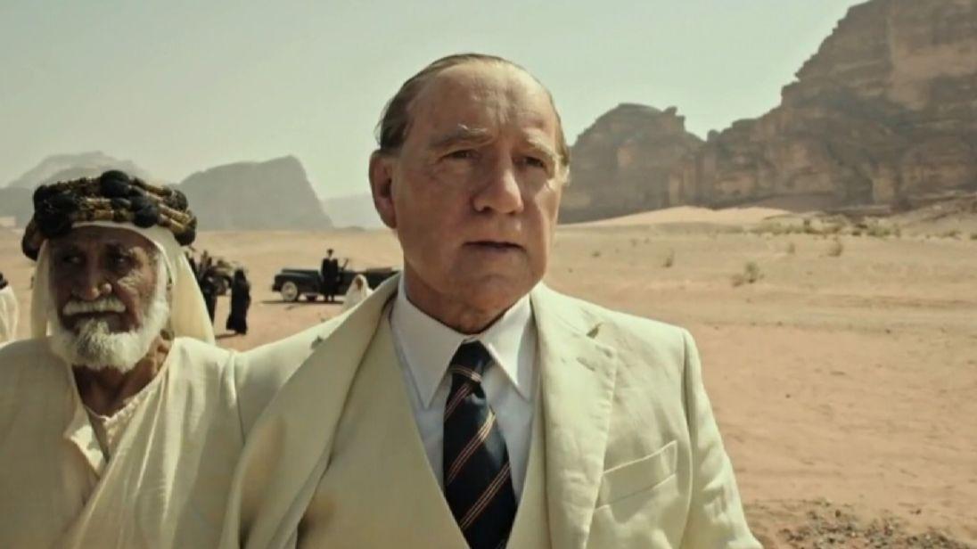 Ridley Scott rompe il silenzio sulla sostituzione di Kevin Spacey