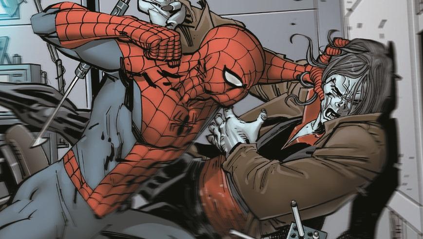 Spider-Man / Morbius