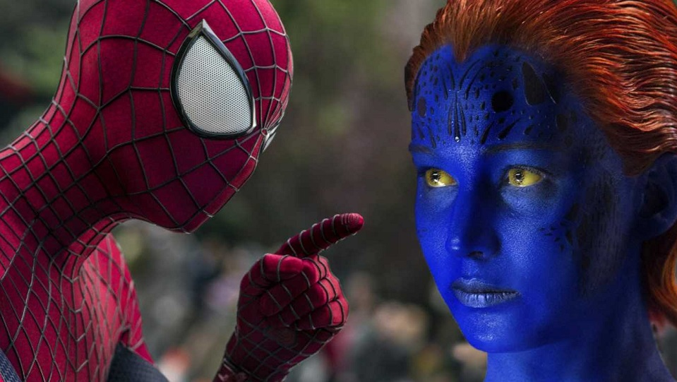 Spider-Man e X-Men
