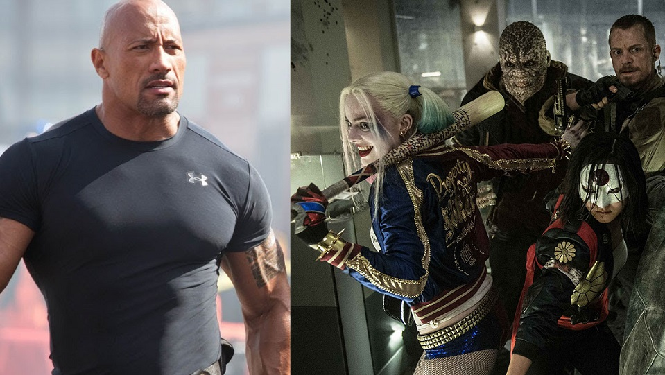 The Rock in Suicide Squad 2?