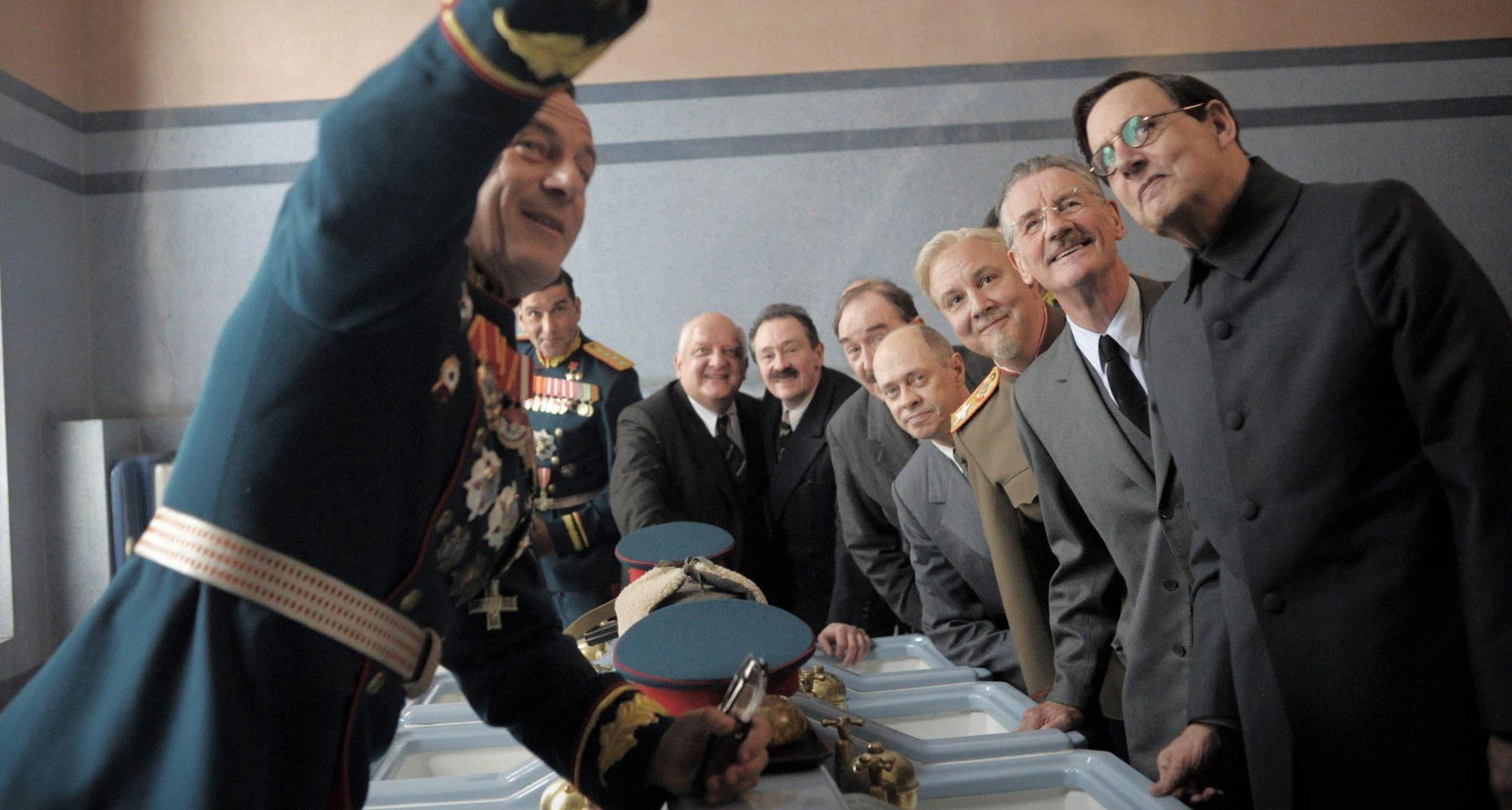 The Death of Stalin, la recensione