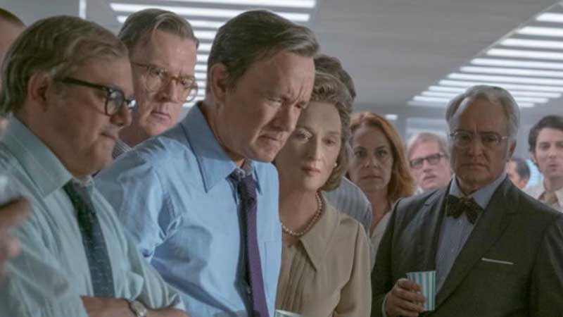 Il primo trailer di The Post di Steven Spielberg