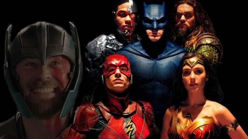 Thor e Justice League