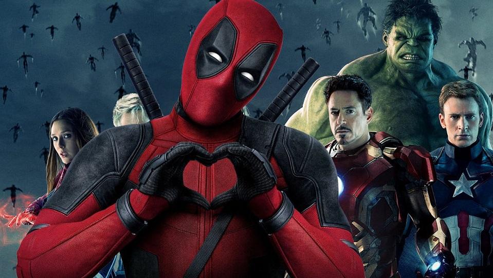 Deadpool con gli Avengers