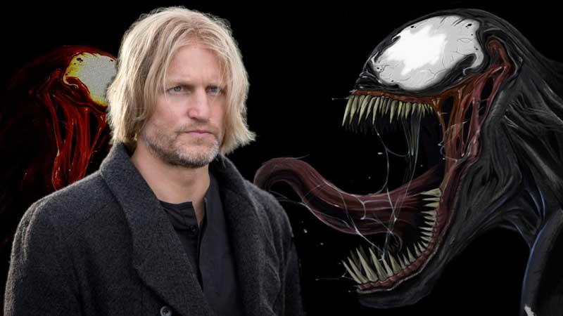 Woody Harrelson in Venom?