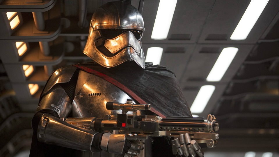 Star Wars: Gli ultimi Jedi / Captain Phasma