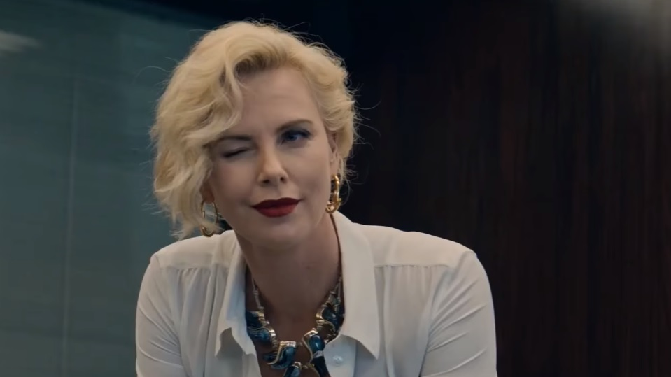 Charlize Theron in Gringo
