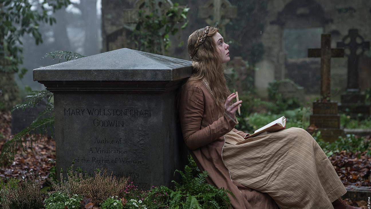 Elle Fanning al Torino Film Festival nei panni di Mary Shelley