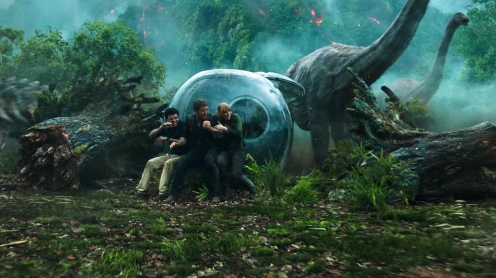Jurassic Park: Il regno distrutto