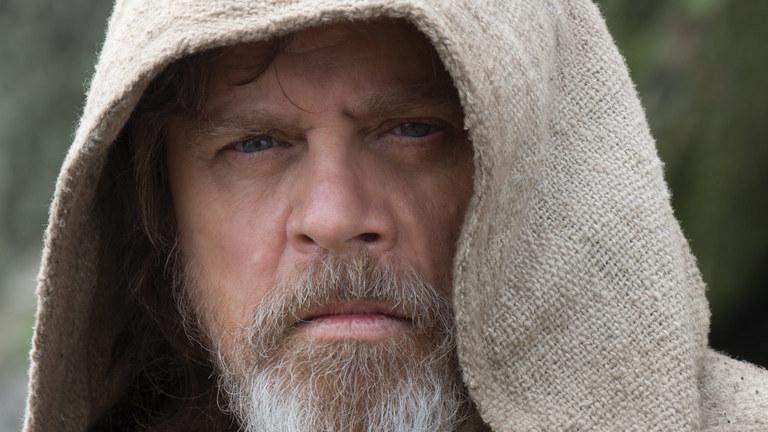 Luke Skywalker in Star Wars: Gli ultimi Jedi