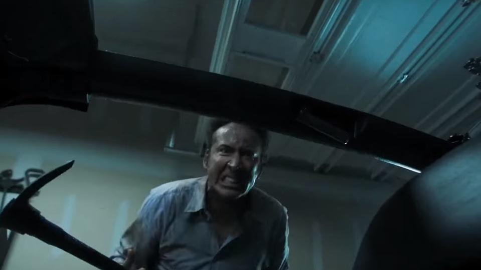 Nicolas Cage in Mom and Dad