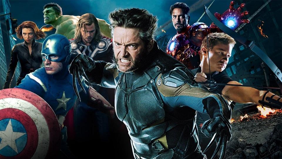 Wolverine / Avengers