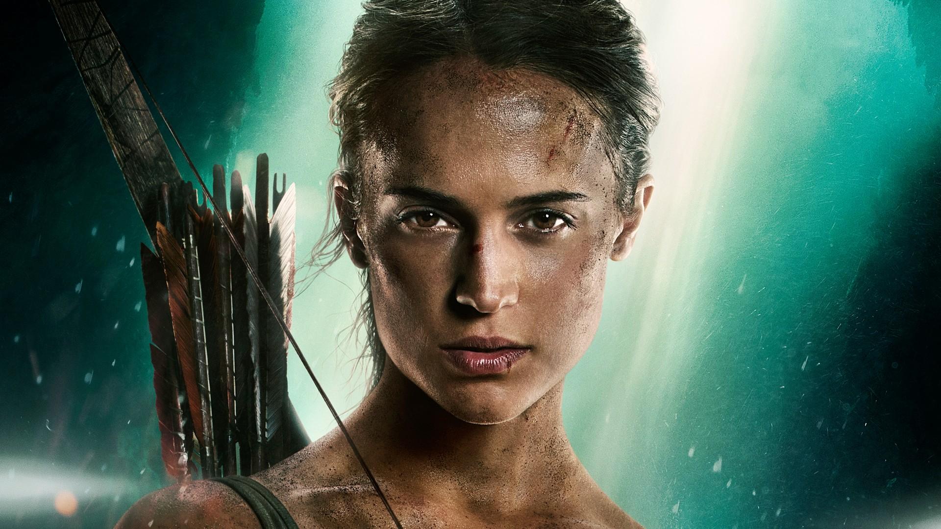 Tomb Raider, primo al Box Office Italia