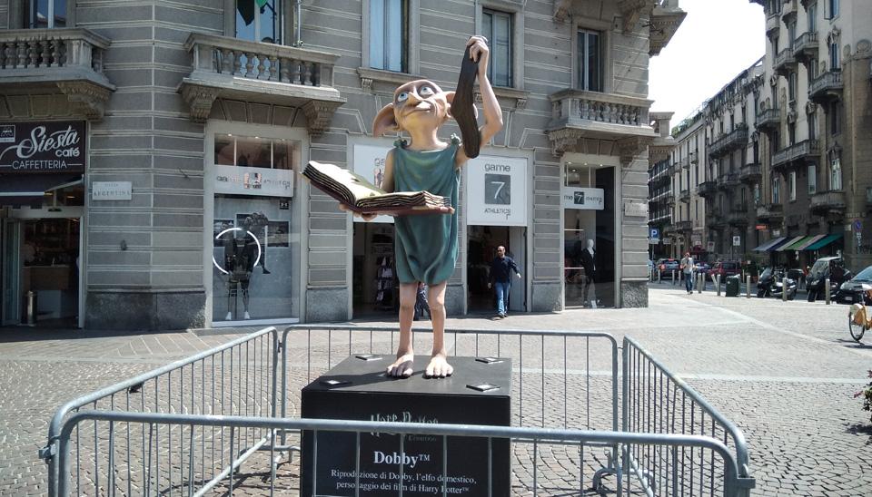 Dobby a Milano