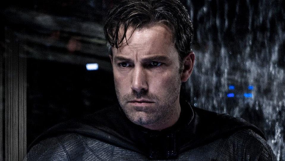 Ben Affleck nei panni di Batman nel cinecomic di Zack Snyder
