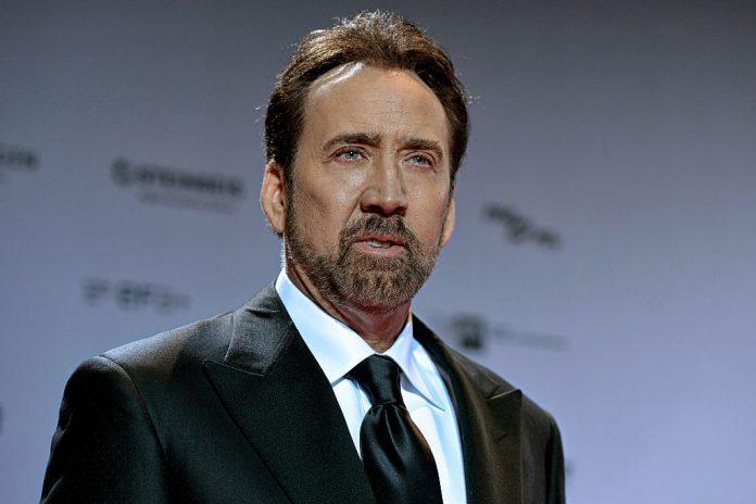 Nicolas Cage angelo