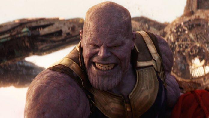 Marvel Thanos Avengers: Endgame