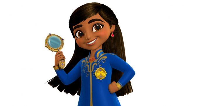 Mira Royal Detective, Disney Junior vola in India con la sua nuova serie  animata