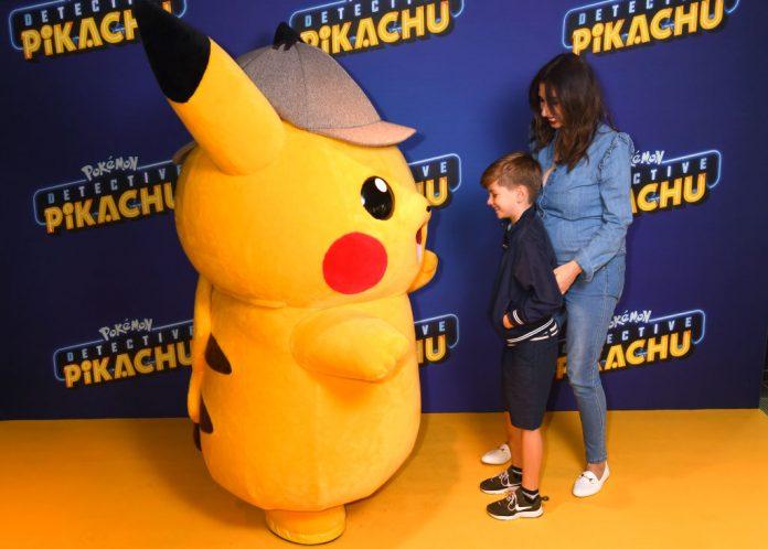 Detective Pikachu gioco
