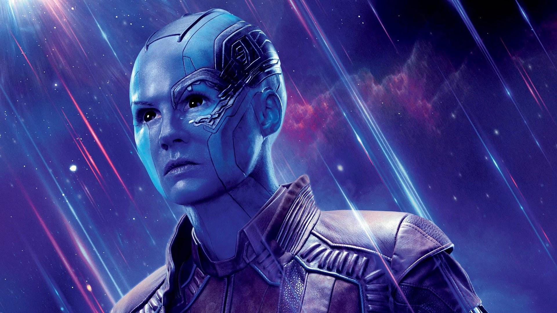 Avengers: Endgame, i fan notano un commovente dettaglio su Nebula