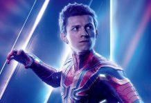 Spider-Man in Avengers: Endgame errore