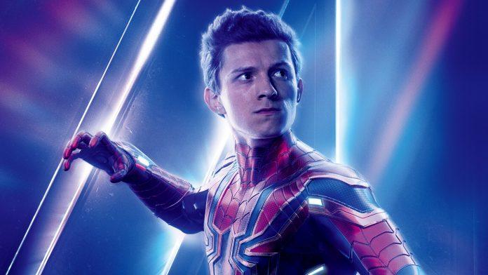 Spider-Man in Avengers: Endgame