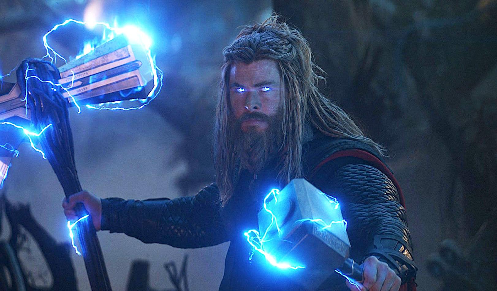 Avengers: Endgame, gli sceneggiatori svelano il vero motivo per cui Thor è sopravvissuto nel finale