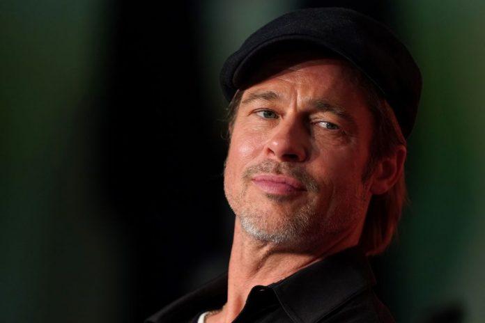 Brad Pitt film 2019