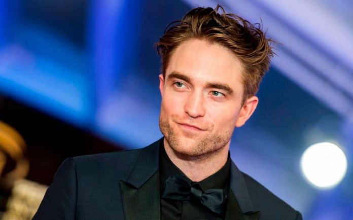 Robert Pattinson film